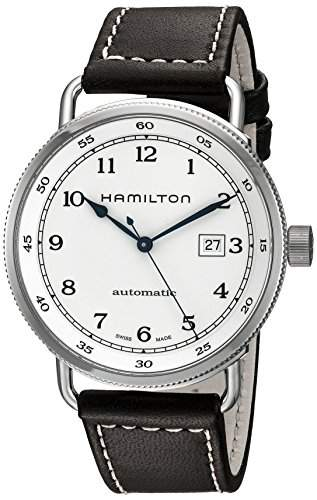 Hamilton H77715553 Khaki Navy Pioneer Herren Uhr