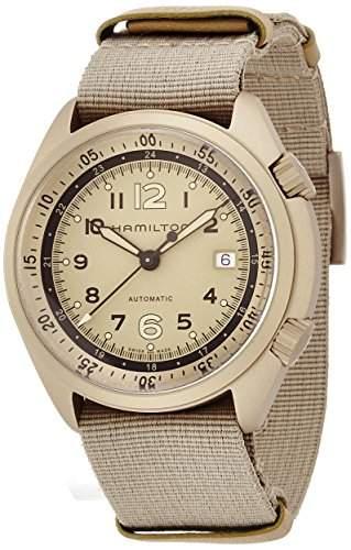 Hamilton H80435895 Khaki Aviation Pilot Pioneer Herren Uhr