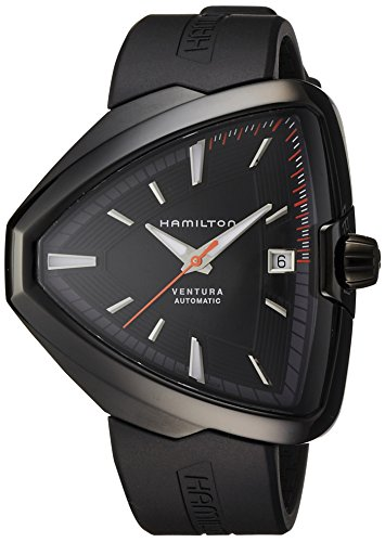 Hamilton Ventura Elvis H24585331 Elegante Herrenuhr Design Highlight