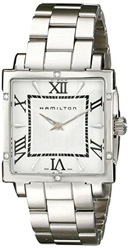 Hamilton Damen Armbanduhr Automatik H32291114