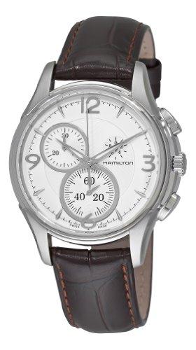 Hamilton Herren H32372555 Jassmaster Silber Chronograph Zifferblatt