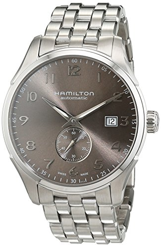 Hamilton XL Analog Automatik Edelstahl H425150