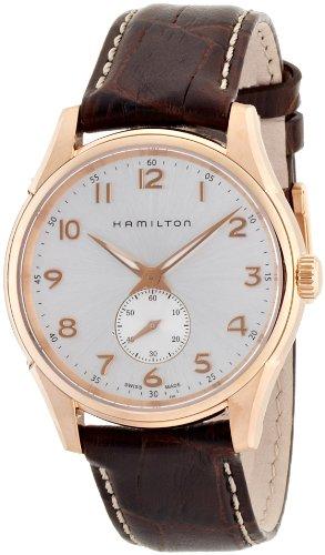 Hamilton XL Analog Automatik Edelstahl H38441553