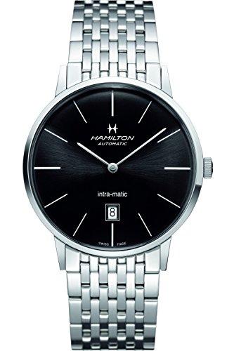 Hamilton XL Chronograph Automatik Edelstahl H38755131