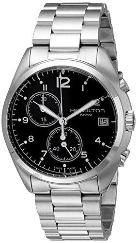 Hamilton XL Chronograph Quarz Leder H76512133