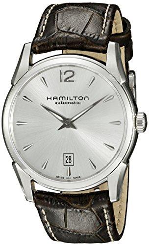 Hamilton Herren H38515555 Jazzmaster Silber Zifferblatt