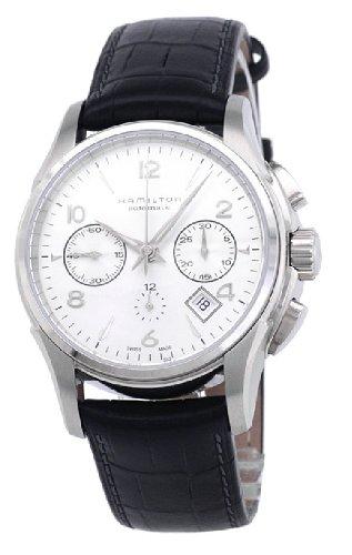 Hamilton Jazzmaster Auto Chrono Silver H32656853 Watch