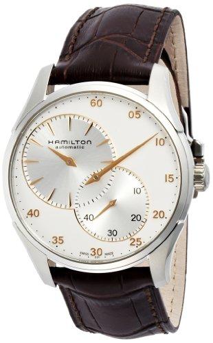 Hamilton Jazzmaster Analog Automatik Edelstahl H42615553
