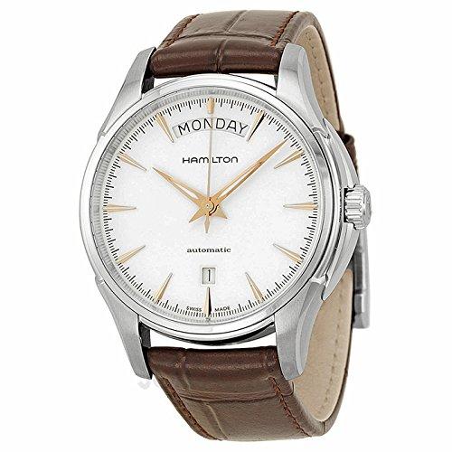 Hamilton Hamilton Jazzmaster Silber Zifferblatt Edelstahl Stahl Mens Watch H32505511