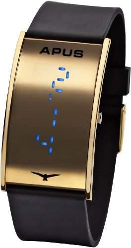 APUS Gamma Gold Blue AS-Ga-GB LED Uhr Sehr leicht