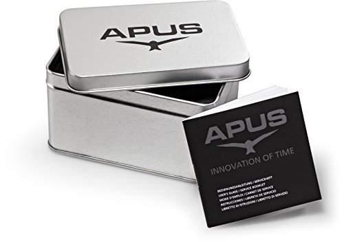 APUS Kappa Black AS-KP-BB Digitaluhr Touch Screen