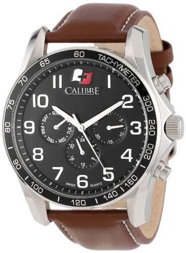 Calibre Buffalo Herren Quartz Armbanduhr
