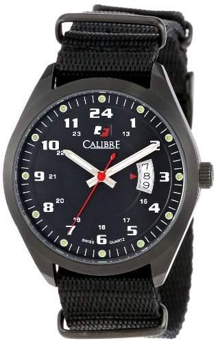 Calibre Trooper Herren Quartz Armbanduhr