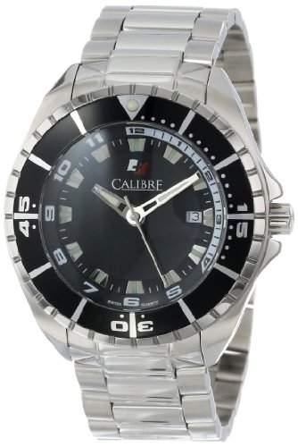 Calibre Sea Knight Herren Quartz Armbanduhr