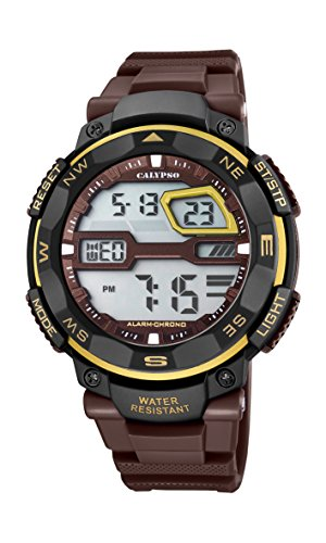 Calypso Herren Armbanduhr Digital Digital Plastik K5672 8