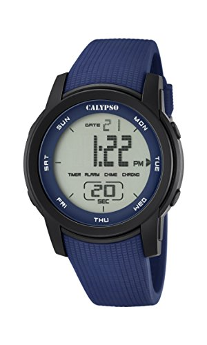 Calypso Unisex Armbanduhr Digital Digital Plastik K5698 2
