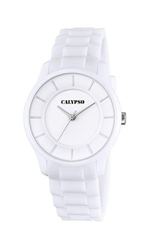 Calypso Damen Armbanduhr Analog Quarz Plastik K5671 1