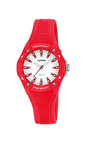 Calypso Unisex Armbanduhr Analog Quarz Plastik K5675 7