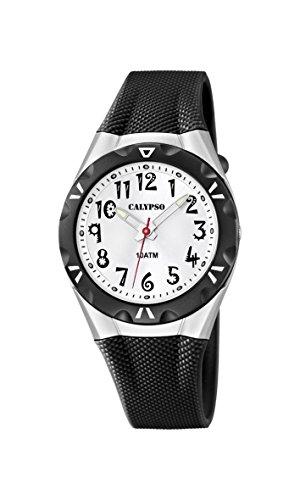 Calypso watches Damen Armbanduhr XS K6064 Analog Quarz Plastik K6064 2