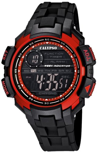 Calypso watches Digital Quarz Plastik K5595 3