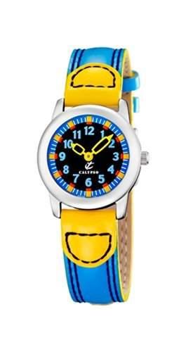 Calypso Kinder - Armbanduhr Unisex Analog Quarz Bunt K52044