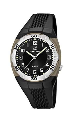 Calypso Herren-Uhren Analog Quarz K52142