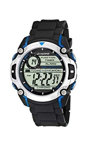 Calypso watches Jungen-Armbanduhr Digital Kautschuk K55772