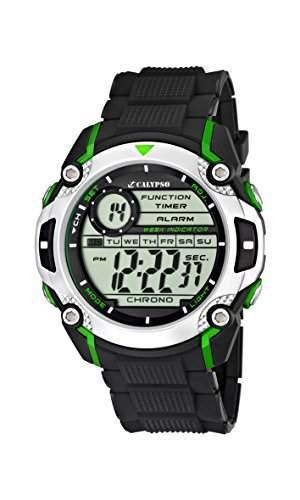 Calypso watches Jungen-Armbanduhr Digital Kautschuk K55773