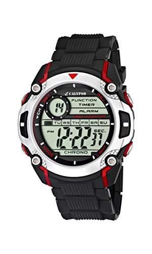Calypso watches Jungen-Armbanduhr Digital Kautschuk K55774