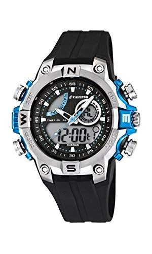 Calypso watches Jungen-Armbanduhr Analog - Digital Kautschuk K55862