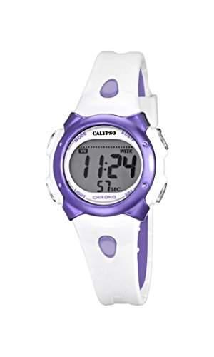 Calypso Unisex-Armbanduhr Digital Quarz Plastik K56092