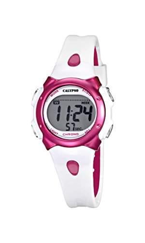 Calypso Unisex-Armbanduhr Digital Quarz Plastik K56093