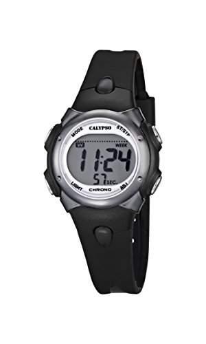 Calypso Unisex-Armbanduhr Digital Quarz Plastik K56096
