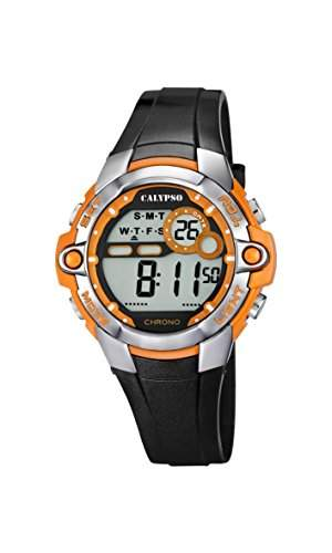 Calypso watches Jungen-Armbanduhr Digital Quarz Plastik K56174