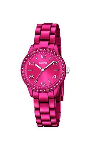 Calypso Damen-Armbanduhr Analog Quarz Plastik K56475