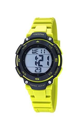 Calypso Unisex-Armbanduhr Digital Quarz Plastik K56691