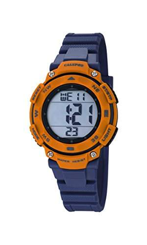 Calypso Unisex-Armbanduhr Digital Quarz Plastik K56694