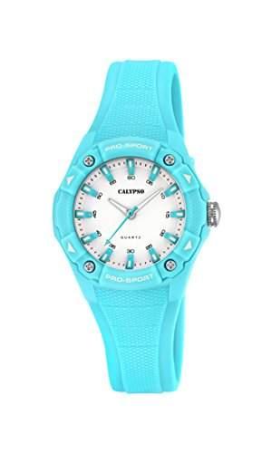 Calypso Unisex-Armbanduhr Analog Quarz Plastik K56752