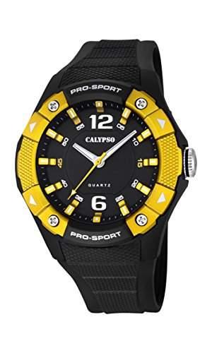 Calypso Herren-Armbanduhr Analog Quarz Plastik K56761