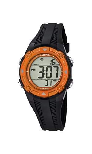 Calypso Jungen-Armbanduhr Digital Quarz Plastik K56853
