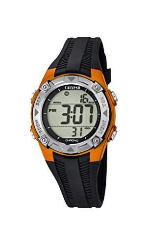 Calypso Jungen-Armbanduhr Digital Quarz Plastik K56857