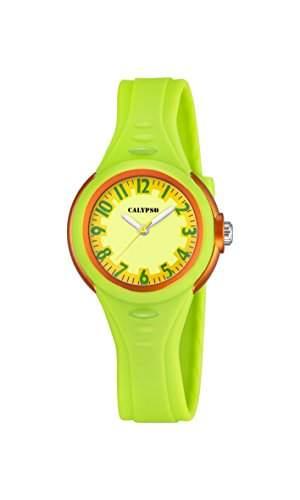 Calypso Unisex-Armbanduhr Analog Quarz Plastik K56861