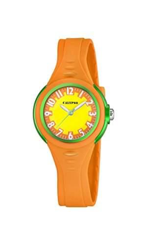 Calypso Unisex-Armbanduhr Analog Quarz Plastik K56862