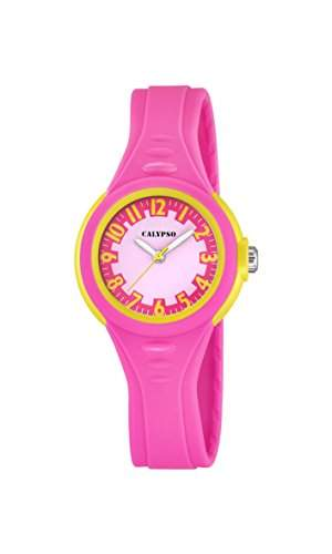 Calypso Unisex-Armbanduhr Analog Quarz Plastik K56863