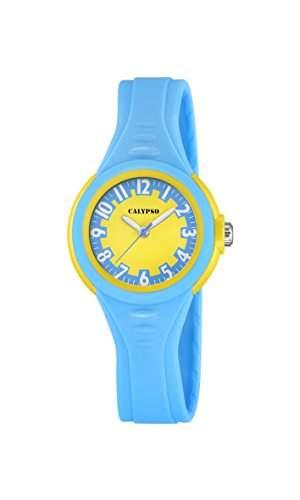 Calypso Unisex-Armbanduhr Analog Quarz Plastik K56864