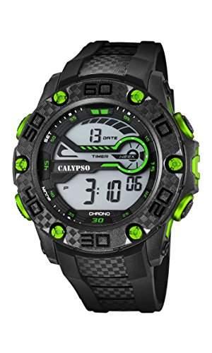 Calypso Herren-Armbanduhr Digital Quarz Plastik K56916