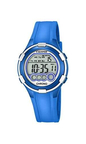 Calypso Damen-Armbanduhr Digital Quarz Plastik K56924
