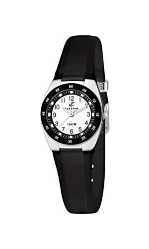 Calypso watches Unisex-Armbanduhr Analog Kautschuk K6043F