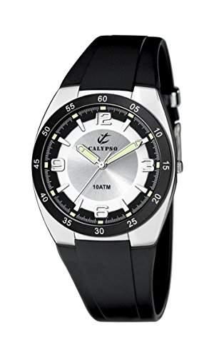 Calypso watches Jungen-Armbanduhr Analog Kautschuk K60443