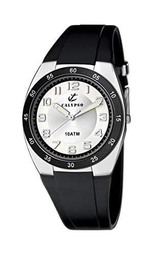 Calypso watches Jungen-Armbanduhr Analog Kautschuk K6044C